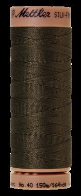Mettler Silk Finish Cotton 40, 1043 legergroen
