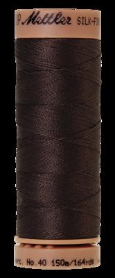 Mettler Silk Finish Cotton 40, 1382 donkerbruin