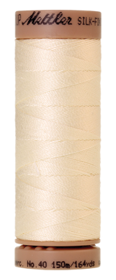Mettler Silk Finish Cotton 40, 0778 ecru