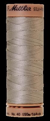 Mettler Silk Finish Cotton 40, 0331 licht grijs