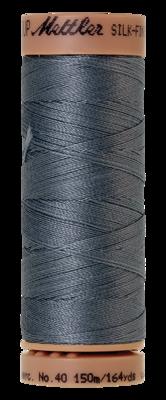 Mettler Silk Finish Cotton 40, 0342 grijs