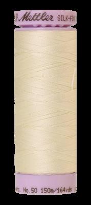 Mettler Silk Finish Cotton 50, 3612 ecru