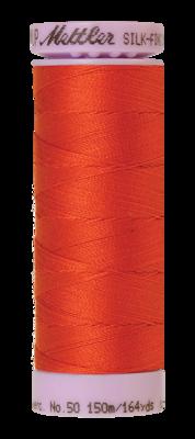 Mettler Silk Finish Cotton 50, 0450 oranje