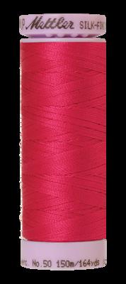 Mettler Silk Finish Cotton 50, 1421 fuchsia