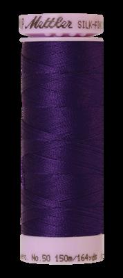 Mettler Silk Finish Cotton 50, 0046 paars