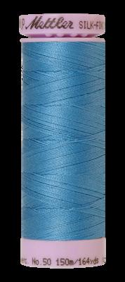 Mettler Silk Finish Cotton 50, 0338 lichtblauw
