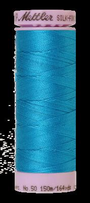 Mettler Silk Finish Cotton 50, 1394 lichtblauw