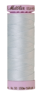 Mettler Silk Finish Cotton 50, 0039 baby blauw