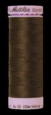 Mettler Silk Finish Cotton 50, 1043 bruin