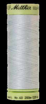 Mettler Silk Finish Cotton 60, 1081 licht grijsblauw