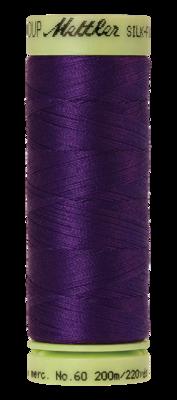 Mettler Silk Finish Cotton 60, 0046 paars