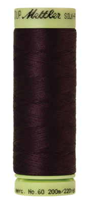 Mettler Silk Finish Cotton 60, 0481 diep donderrood paars