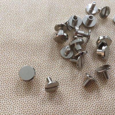 Knopje nikkel