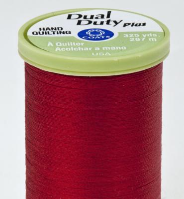 Coats Dual Duty kleur 2250 Red