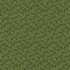 Marcus Fabrics Special Scraps groen takje