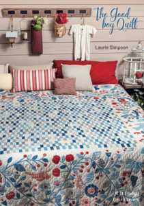 Patroon: The Good Boy Quilt - Laurie Simpson