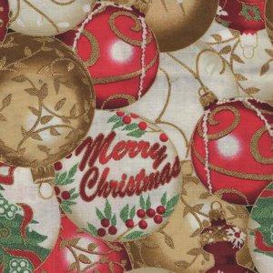 Hoffman California Kerst multi kerstballen