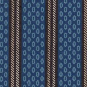Andover Chesapeake blauw Oval Stripe