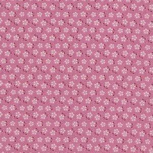 Tilda Happy Campers roze minibloem