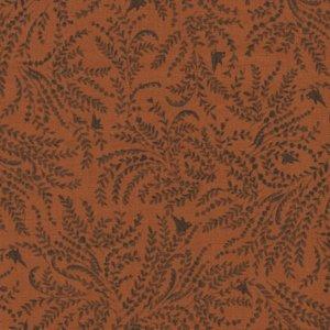 Henri Glass Esther's Heirloom Shirtings oranje takje