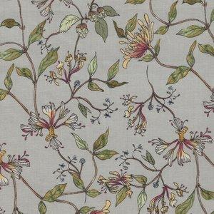 Windham Fabrics Tell The Bees grijs tak