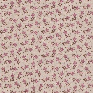 Andover Annes Englisch Scrapbox ecru roze werkje