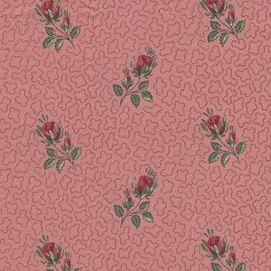 Andover Annes Englisch Scrapbox roze roosje