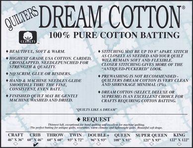 QD Cotton Request Rol