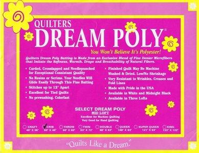 QD Poly Select King