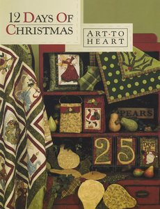 Boek: 12 Days of Christmas, Nancy Halvorsen