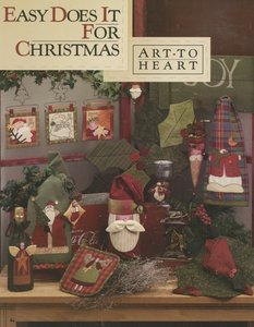 Boek: Easy Does It for Christmas, Nancy Halvorsen