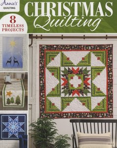 Boek: Christmas Quilting, Annie's quilting