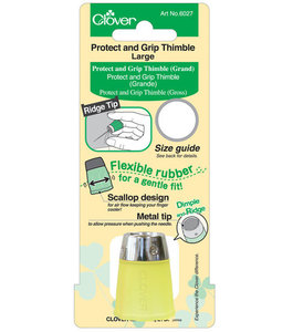 Clover Protect and Grip vingerhoed large