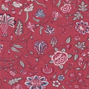 Dutch Heritage Surat rood bloem