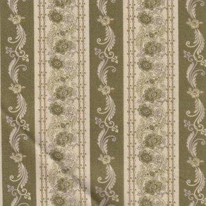Penny Rose Fabrics The Era Of Jane groen streep