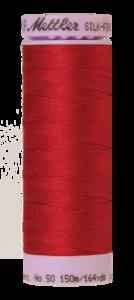 Mettler Silk Finish Cotton 50, 0504 oranje rood