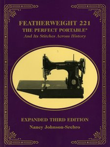 Featherweight 221, the perfect portable, Nancy Johnson-Srebro