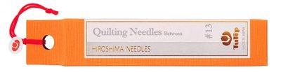 Tulip Quilting Needles (betweens, quiltnaalden) maat 13