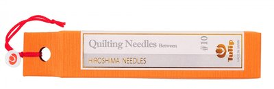 Tulip Quilting Needles (betweens, quiltnaalden) maat 10