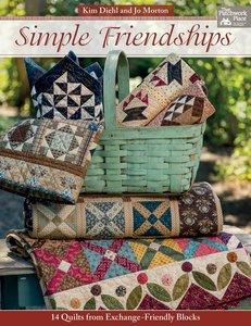Simple Friendships, Kim Diehl and Jo Morton