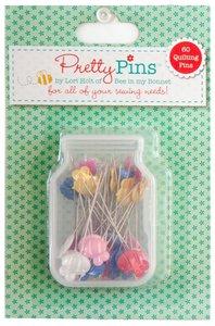 Pretty Pins Quilting spelden